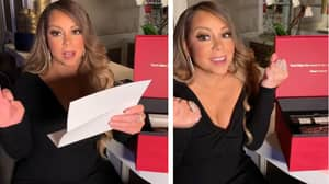 Mariah Carey Fans Are Losing It Over Her British Accent