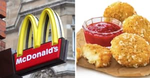 McDonald's Is Giving Away Free Cheese Melt Dippers Today