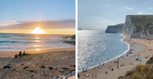 People Are Discovering Stunning Beaches In The UK