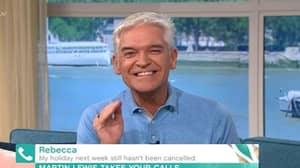 Phillip Schofield Makes Very Raunchy Sex Toy Slip-Up On 'This Morning'