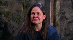 Giovanna Fletcher In Tears As She's Denied Treat From Home In I'm A Celeb