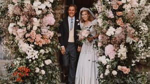 Princess Beatrice's Wedding Dress Was Borrowed From The Queen