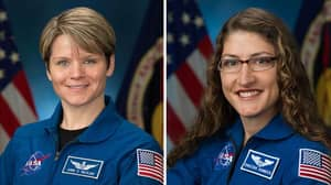NASA Just Announced Its First Ever All-Female Spacewalk