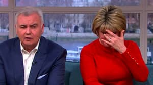 Ruth Langsford In Tears Discussing Caroline Flack's Death On 'This Morning'