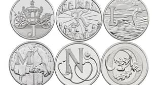 The Royal Mint Is Re-Releasing 26 New Alphabet Coins