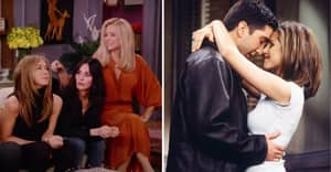 Friends: The Reunion: Jennifer Aniston And David Schwimmer Admit They Had Feelings For Each Other While Filming Friends