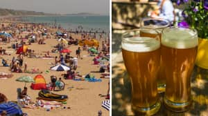 Monster Heatwave Lasting Six Weeks Is Coming To The UK
