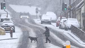 A Polar Vortex Bringing A Lot Of Snow Is Set To Batter Britain