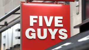 Five Guys Launches New Lotus Biscoff Milkshake And We Need It Now