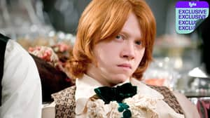 Costume Designer On Harry Potter Laurent Guinci Reveals Mrs Weasley Made Ron's Yule Ball Outfit Herself