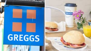 Greggs Finally Rolls Out Home Delivery In Newcastle, London And Glasgow