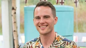 Bake Off Winner David Atherton Reveals NSFW Badge He Wore Into The Tent