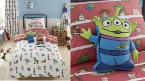 Dunelm's New 'Toy Story' Homeware Range Will Take You To Infinity And Beyond