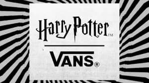 Vans Are Releasing A Magical Harry Potter Shoe Collection