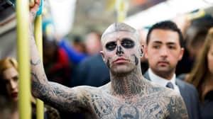 Rick 'Zombie Boy' Genest From Lady Gaga Video Dies Aged 32
