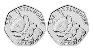 Rare Beatrix Potter Coin Sells For £430 On eBay - Do You Have One?