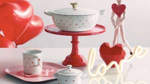 Le Creuset Launches Valentine's Day Range And We're In Love