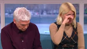 Holly Willoughby Cries As Boy Told He'd Never Talk Says 'I Love You'