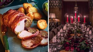 Lidl Has Launched An Entire Christmas Dinner In A Blanket