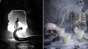A Spine-Chilling Immersive Halloween Cocktail Experience Is Coming To The UK For Horror Fans