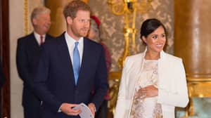 People Think Buckingham Palace 'Revealed' Prince Harry And Meghan Markle's Baby Name