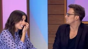 Stacey Solomon Is Overcome With Emotion While Discussing Baby News On 'Loose Women'
