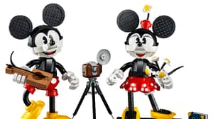New Minnie And Mickey Mouse LEGO Is Coming