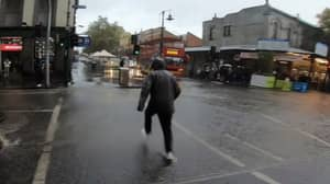 Rain Finally Begins To Pour In Australia Helping To Extinguish Deadly Bushfires