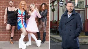 Danny Dyer Poses As Spice Girl In Latest 'EastEnders' Storyline