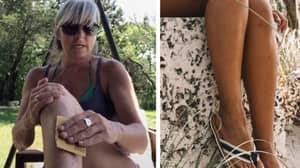 Women Are Shaving Their Legs With Sandpaper In Bizarre New TikTok Trend