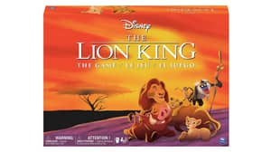 You Can Now Get A Lion King Board Game