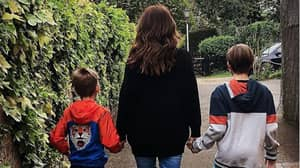 Stacey Solomon Shares Emotional Message About Her Sons