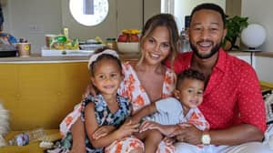 John Legend Pens Emotional Tribute To Chrissy Teigen Following Miscarriage