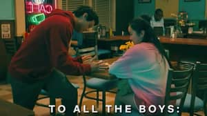 Netflix Drops First Look At To All The Boys I've Loved Before Part 3