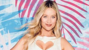 Laura Whitmore Celebrates Breast Feeding Awareness Week With Intimate Snap