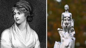 People Are Fuming Over Naked Sculpture Honouring Feminist Author Mary Wollstonecraft