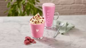 Costa Drops Toffee Spiced Range And Ruby Frostino As Part Of Delicious New Spring Menu
