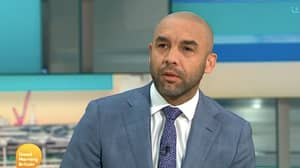 GMB Host Alex Beresford Praised For 'Standing Up To' Piers Morgan As He Storms Off Air Over Meghan Markle Rant