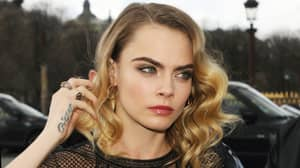Cara Delevingne Left Red-Faced After Fans Spot Sex Toy In Photo Of Her Home