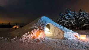 You Can Sleep Under The Stars In This Igloo In Finland But Be Warned It'll Be Cold