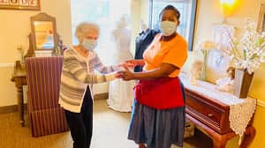107-Year-Old Woman Who Survived Spanish Flu, Beats Coronavirus