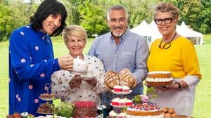 This Is Where All The Leftover Cake Goes On Great British Bake Off