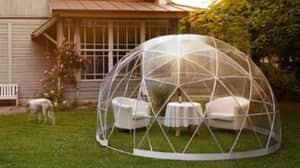 These Gorgeous Igloo Domes Are The Ultimate Investment Piece For Your Garden