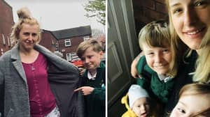 Woman Sparks Furious Debate After Saying She's Proud To Wear Her PJs On The School Run