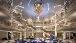 Disney Unveils New Wedding Venue