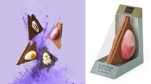 Hotel Chocolat Launches Cookie Dough And Chocolate Spread Easter Egg Sandwiches