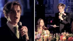 People Are Just Discovering Tom Fletcher's Epic Wedding Speech To Giovanna