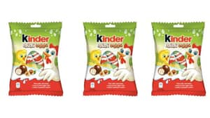 Sainsbury's Is Selling New Kinder Mini Eggs For Just £1