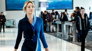 Kaley Cuoco's New Series The Flight Attendant Airing In The UK Next Month