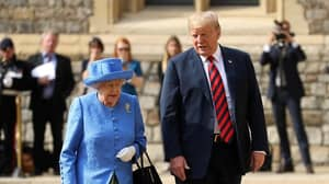Brits Are Fuming With Donald Trump For Claiming The Queen 'Kept Him Waiting'
